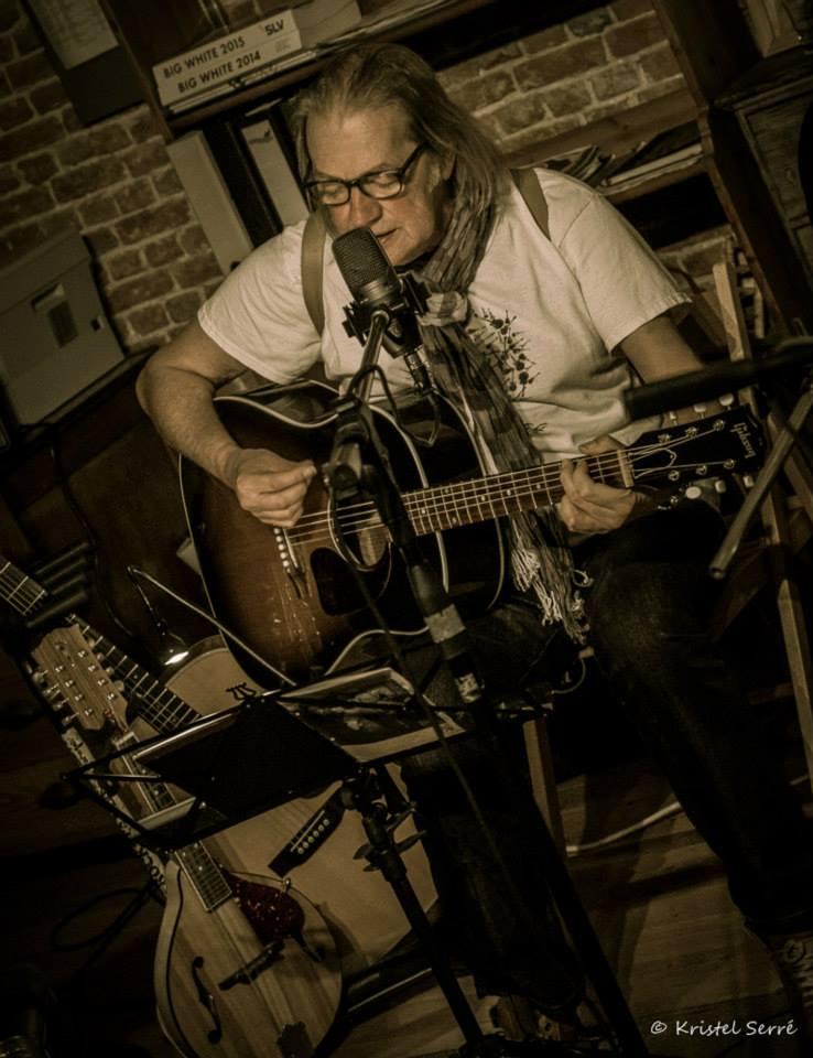 Jan Segers gitaar 1