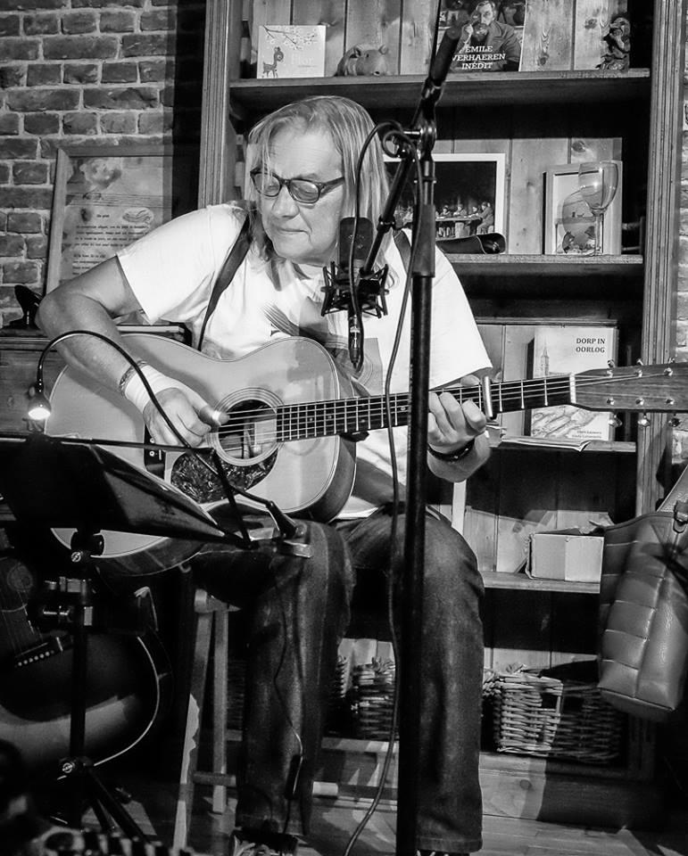 Jan Segers gitaar 2